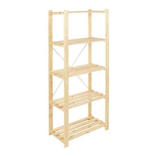 Form Regał drewniany symbios 40 x 75 x 170 cm 40 kg