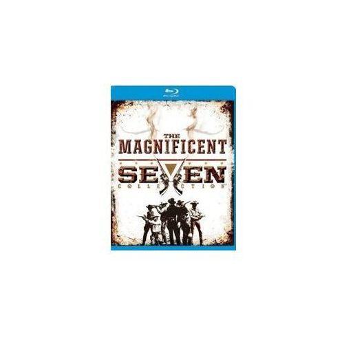 Siedmiu wspaniałych (Blu-Ray) - John Sturges DARMOWA DOSTAWA KIOSK RUCHU