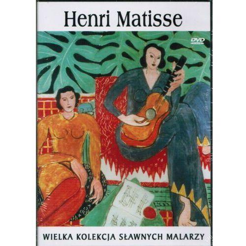 Henri matisse. wielka kolekcja sławnych malarzy dvd marki Oxford educational