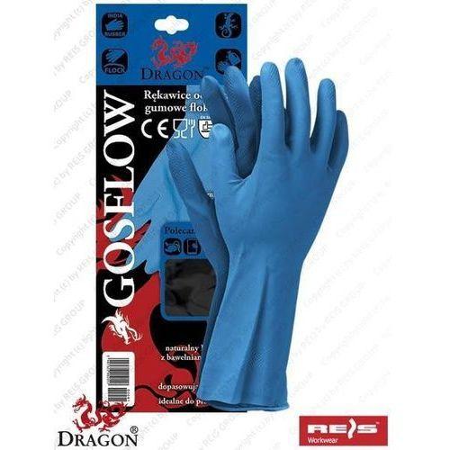 """Rękawice gumowe Gosflow R.E.I.S. """"XL"""""""