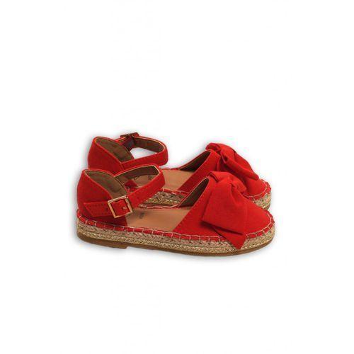 Sandały dziewczęce 3z36bu marki Minoti