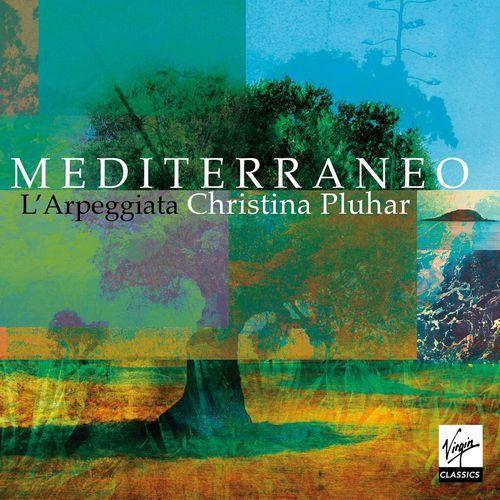 Muzyka Christina pluhar - mediterraneo (5099946454928)