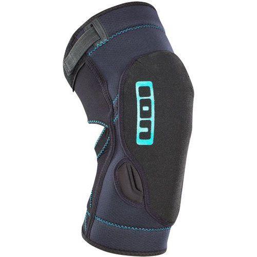 ION K-Lite R Ochraniacze niebieski/czarny XL 2018 Ochraniacze kolan