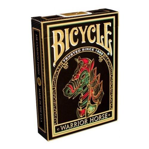 : warrior horse marki Bicycle
