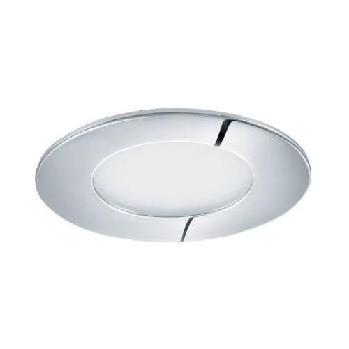 Oprawa wpuszczana lampa downlight oczko Eglo Fueva 1 1x2,7W LED chrom 96054