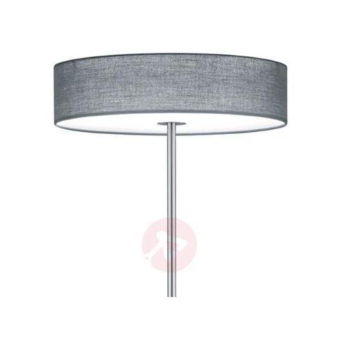 Trio LUGANO Lampa stojąca LED Nikiel matowy, 2-punktowe - Nowoczesny - Obszar wewnętrzny - LUGANO - Czas dostawy: od 4-8 dni roboczych