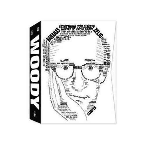Film IMPERIAL CINEPIX Kolekcja Woody Allena - 20 DVD (Digi Slipcase) (5903570152160)
