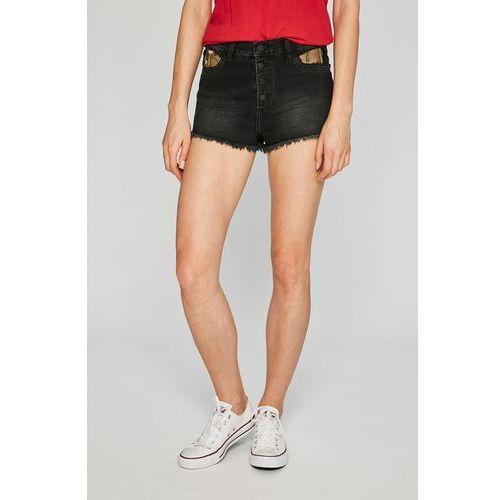 - szorty rose marki Guess jeans