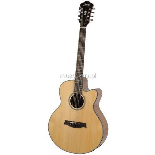 Ibanez AEL108 MD NT gitara elektroakustyczna ośmiostrunowa