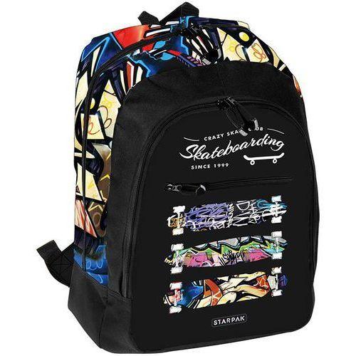 Starpak Plecak szkolny STK-14 Teen Boys (372854) Darmowy odbiór w 20 miastach! (5902643601321)