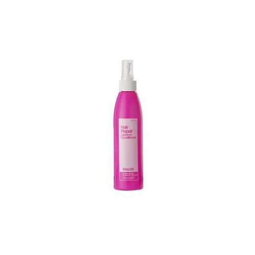 hair repair leave in conditioner 300ml w odżywka do włosów suchych i zniszczonych marki Kallos