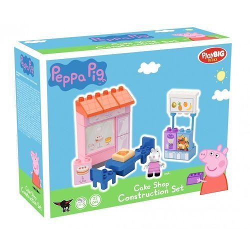 BIG PlayBIG Bloxx Peppa Pig - Cukiernia