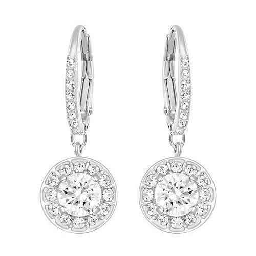 Swarovski Attract Light Pierced Earrings White Rhodium-plated, kup u jednego z partnerów