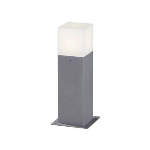 Trio Hudson 520060187 lampa stojąca ogrodowa 1x4W E14 szara, 520060187