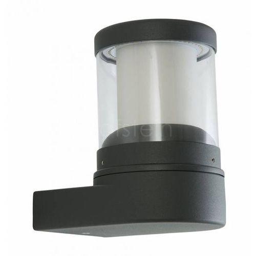 LCD Zewnętrzny kinkiet LED Czarny, 1-punktowy - Nowoczesny - Obszar zewnętrzny - LCD - Czas dostawy: od 3-6 dni roboczych (8033239479264)
