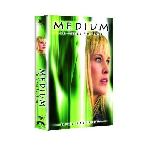 Medium (sezon 1, 4 dvd) marki Imperial cinepix