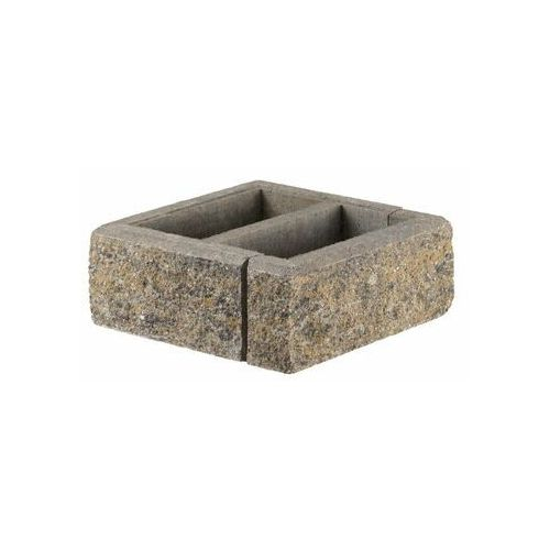 Joniec Bloczek słupkowy 36 x 36 x 14.4 cm betonowy gorc (5901874926258)