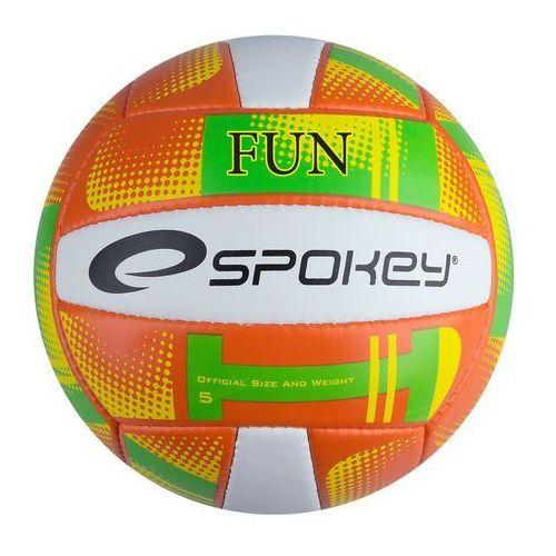 Piłka siatkowa SPOKEY 837389 Fun III (rozmiar 5) z kategorii siatkówka