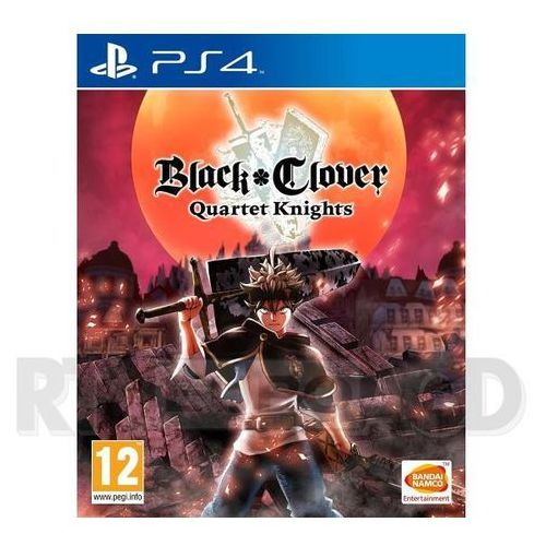 Black Clover Quartet Knights (PS4)