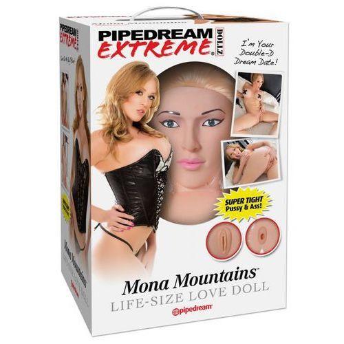 Lalka mona mountains   100% dyskrecji   bezpieczne zakupy marki Pipedream