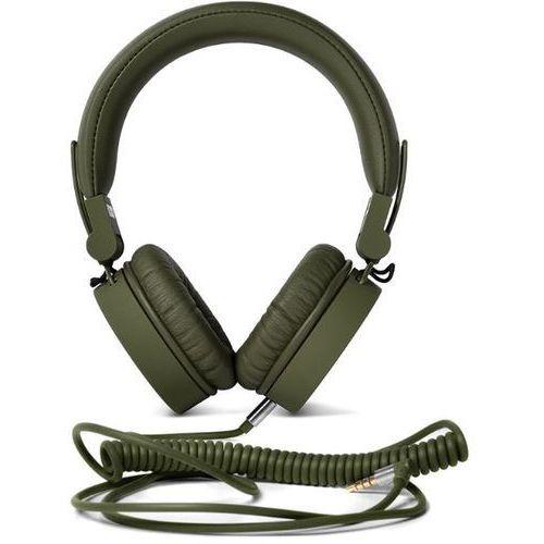 Słuchawki nauszne FRESH N REBEL Caps Army Zielony