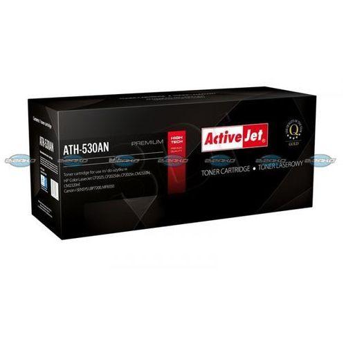 Activejet  ath-530an toner laserowy do drukarki hp (zamiennik cc530a) (5901443011866)