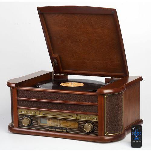 Camry Gramofon CR1111 radio CD Usb czytnik kart Sd, UBCAMFCR1111000 (6610462)