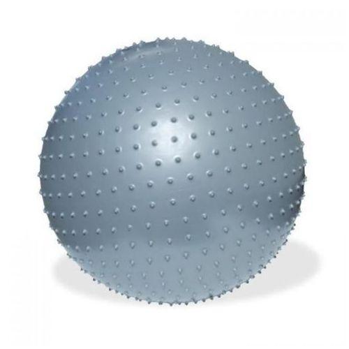 METEOR 31105 75 cm - Piłka do masażu z pompką