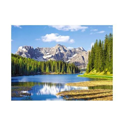 3000 el. jezioro misurina, italia, marki Castor