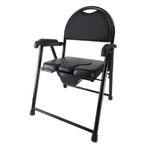 Krzesło toaletowe tapicerowane(składane) marki Armedical