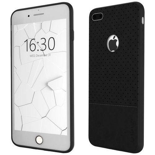 Etui back case drop do iphone 7/8 czarny marki Qult