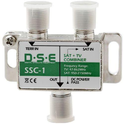 Sumator sygnału RTV SAT DSE SSC-1, SSC-1