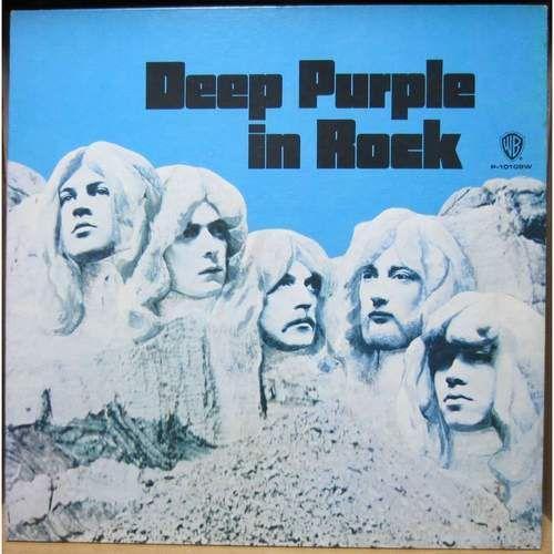 Deep purple - deep purple in rock + anniversary edition + odbiór w 650 punktach stacji z paczką! marki Pomaton emi