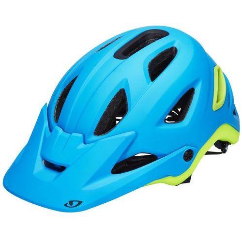 Giro montaro mips kask rowerowy mężczyźni niebieski 51-55 cm 2018 kaski rowerowe (0768686672873)