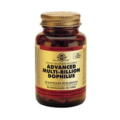 Kapsułki Jelitowa flora bakteryjna Advanced Multi-Billion Dophilus 60 kaps.