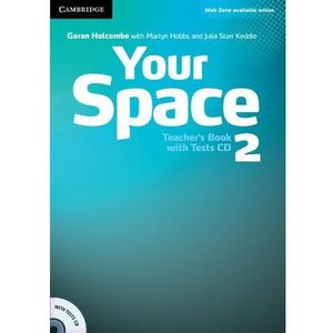 Your Space 2 Tb With Tests Cd, Cambridge University Press