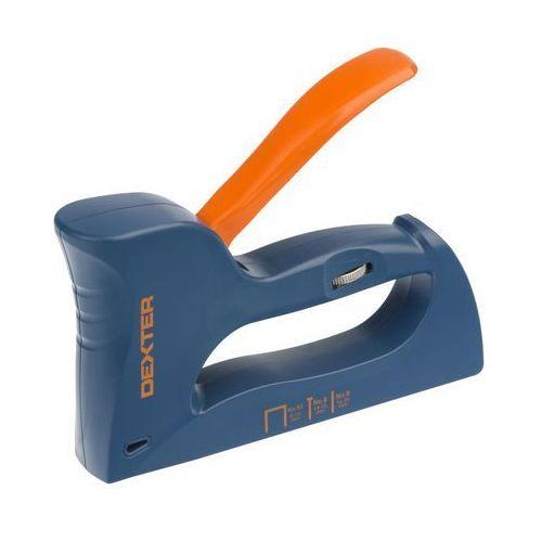 Dexter Zszywacz ręczny plastikowy typ53 6-14 mm c 11407753 (3276005728868)