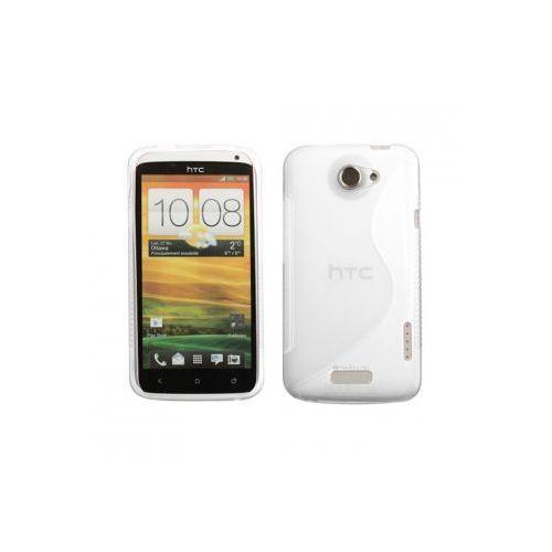 ADVANCED ACCESSORIES Etui S-Line GEL dedykowane do HTC One X - białe Odbiór osobisty w ponad 40 miastach lub kurier 24h - sprawdź w wybranym sklepie