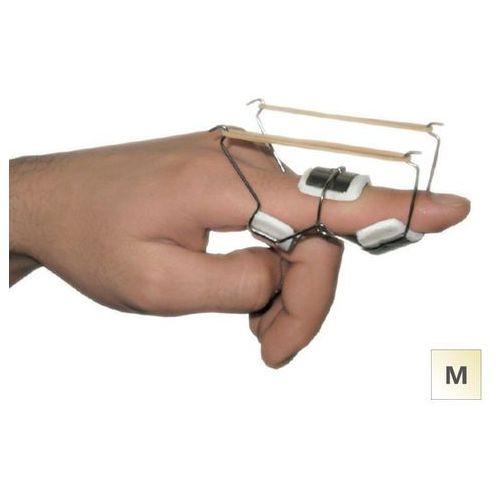 Szyna rehabilitacyjna prostująca na palec C2 - M