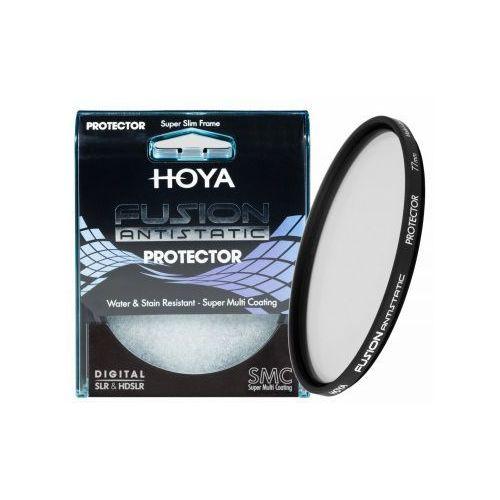 Filtr ochronny fusion antistatic protector 82mm marki Hoya