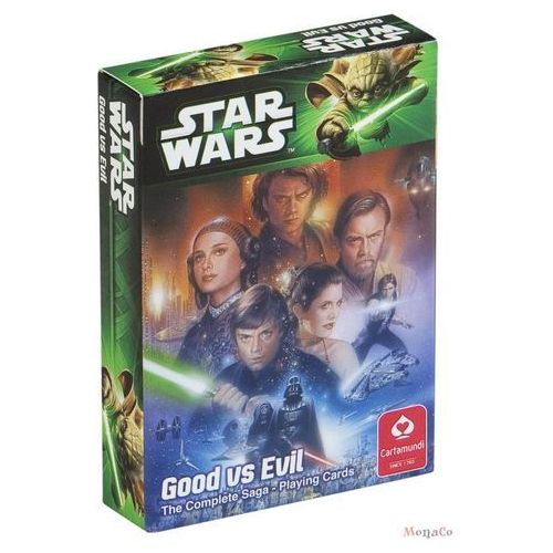 Cartamundi Karty star wars good us evil - karty star wars good us evil - cartamundi