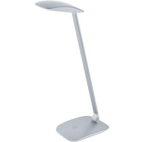 lampa biurkowa CAJERO srebrna, EGLO 95694