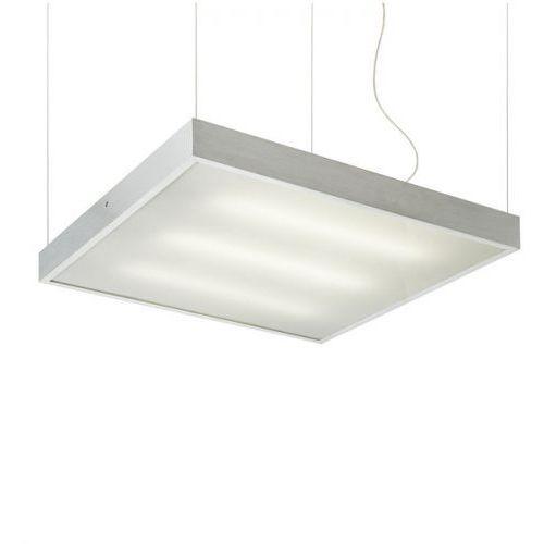 lampa wisząca STRUCTURAL 55x55 aluminium, REDLUX R10095
