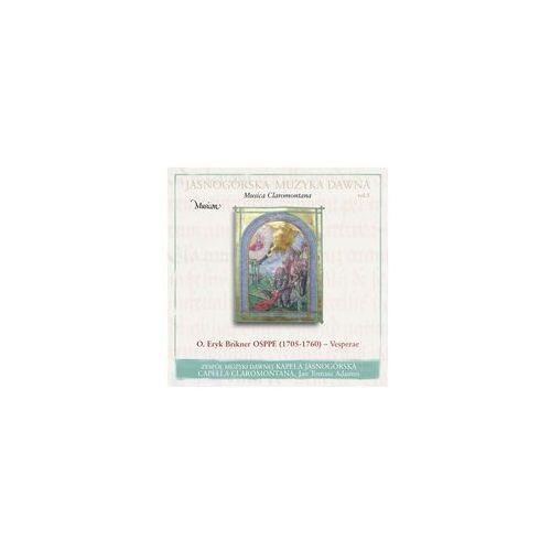 Jasnogórska Muzyka Dawna Musica Claromontana Vol. 5