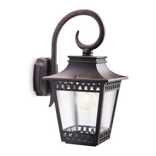 PHILIPS HEDGE Lampa kinkiet E27 1x60W 15401/86/16