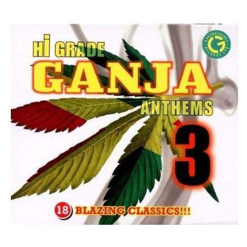 Greensleeves Hi grade ganja anthems 3 - różni wykonawcy (płyta cd)