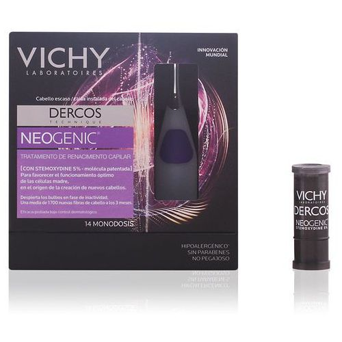 Vichy dercos neogenic - kuracja stymulująca wzrost nowych włosów x 14 amp (3337871324025)