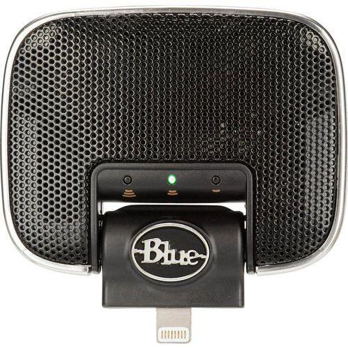 OKAZJA - Mikrofon ręczny  mikey digital, komunikacja: bezpośrednia od producenta Blue microphones
