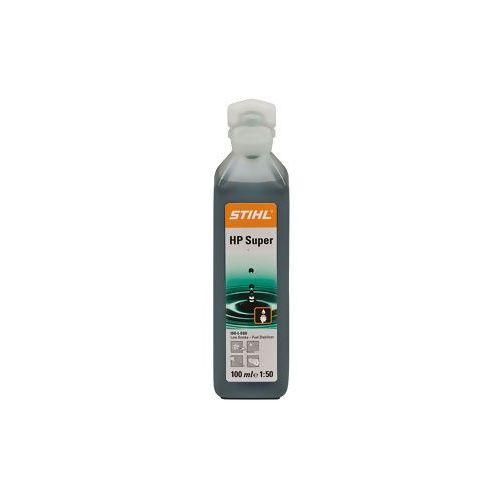 Olej syntetyczny do silników dwusuwowych STIHL HP SUPER 100ml (na 5 litrów benzyny) NEGOCJUJ CENĘ! => 794037600, SZKOLENIA, DOSTAWA OD RĘKI!