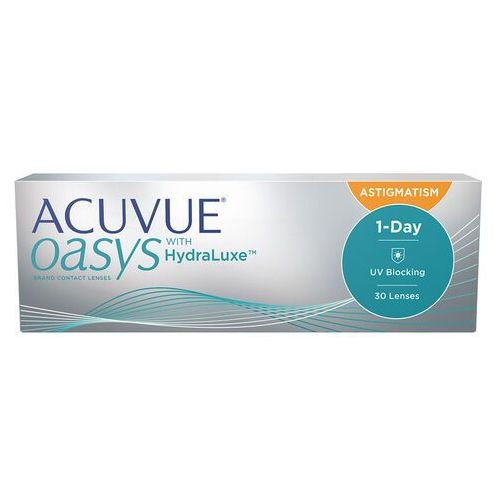 Acuvue oasys 1-day for astigmatism 30 szt. (nowość) marki Johnson & johnson